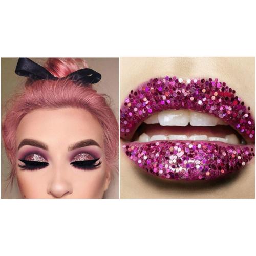 Новые тренды макияжа для новогодней вечеринки
