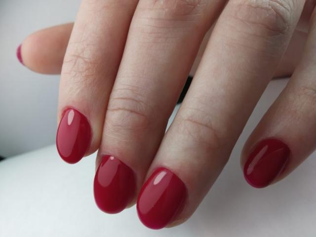 Моделирование ногтей гелем обучение