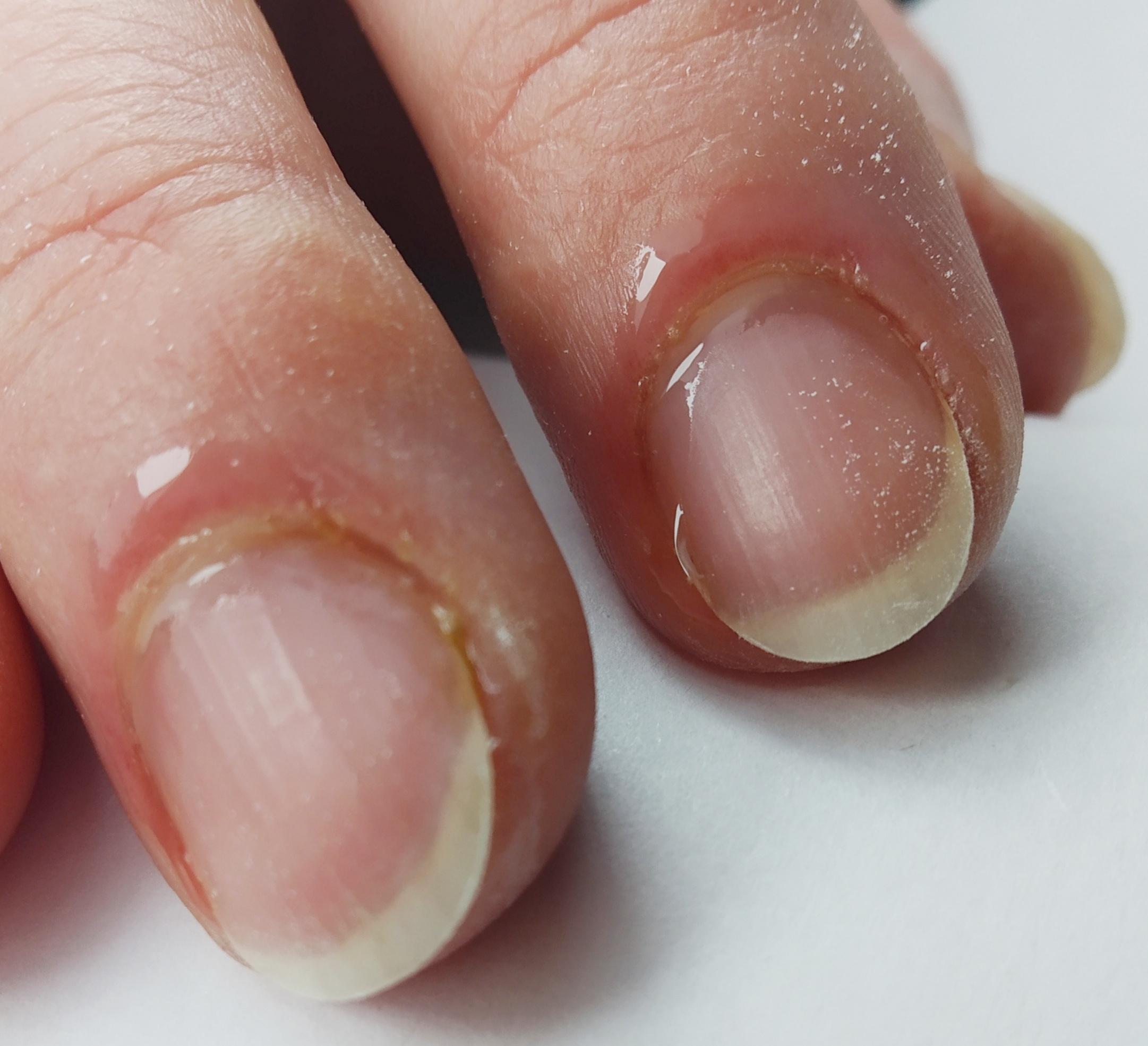 Моделирование ногтей обучение