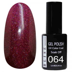 gel-polish-blise-064-purple-cherry-colour-with-micro-glitter